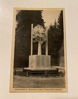 APPIANO GENTILE - MONUMENTO AI CADUTI IN PIAZZA VITTORIO EMANUELE - Como