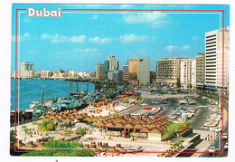 ASIA-1638   DUBAI : View Of The Creek - United Arab Emirates