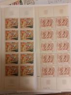 France 6 Bloc De 10 ** MNH Cote 53 Euros - Collezioni (senza Album)