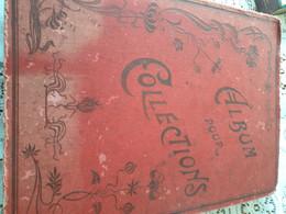ALBUM-ENV 270 PHOTOS AUVERGNE 63-PUY-DOME VILLE ET VILLAGES TOULON- MAROC ET AFRIQUE 1898-1909 - Albums & Verzamelingen