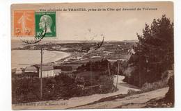 22 - Vue Générale De TRESTEL, Prise De La Côte Qui Descend De TRÉVOUX - 1924 (Q33) - Altri Comuni