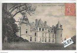 72. Sarthe : Noyen  Sur Sarthe  :   Un Chateau  . - Sonstige Gemeinden