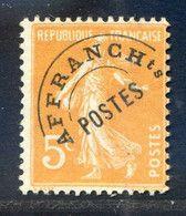 FRANCE PREO N° 50 SG - 1893-1947