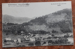 MONTPEZAT (07) - VUE PANORAMIQUE - Other Municipalities
