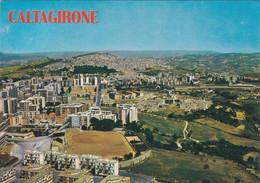 Caltagirone - Veduta Panoramica - Catania