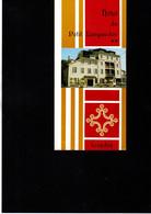 (65) HAUTES PYRENEES - Dépliant 3 Volets  Hôtel Du Petit Languedoc Lourdes - Folletos Turísticos