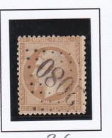 GC 2080 LONGUYON ( Dept 55 Moselle ) S / N° 21 - 1849-1876: Klassik
