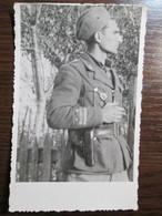 WW2 TITO - Yugoslav Partisan Commissar RPPC - Personajes