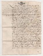 Acte 1677 - Manoscritti
