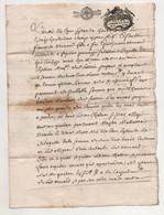 Acte 1678 - Manoscritti