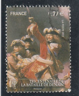 FRANCE 2012 ISSU DU BLOC BATAILLE DE DENAIN YT 4660 - OBLITERE - Gebraucht