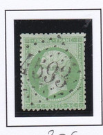 GC 4593 STRYRING WENDEL ( Dept 55 Moselle ) S / N° 20 Indice Baudot S / L : 15 Soit 160€ - 1849-1876: Classic Period