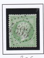GC 4593 STRYRING WENDEL ( Dept 55 Moselle ) S / N° 20 Indice Baudot S / L : 15 Soit 160€ - 1849-1876: Klassik