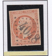 GC 4048 UCKANGE ( Dept 55 Moselle ) S / N° 16 - 1849-1876: Klassik