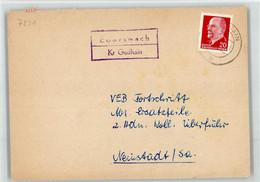 53100875 - Ebersbach B Geithain - Postal Services