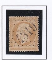 GC 4319 VOLMUNSTER ( Dept 55 Moselle ) S / N° 21 Indice Baudot S / L : 17 Soit 240€ - 1849-1876: Klassik