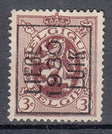 BELGIË - PREO - 1930 - Nr 226 A - LIEGE 1930 LUIK - (*) - Sobreimpresos 1929-37 (Leon Heraldico)