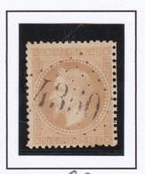 GC 4350 XIVRY LE FRANC ( Dept 55 Moselle ) S / N° 28 - 1849-1876: Classic Period