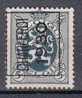 BELGIË - PREO - 1930 - Nr 231 A - CHARLEROI 1930 - (*) - Sobreimpresos 1929-37 (Leon Heraldico)