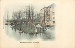 CPA 91 Essonne Montgeron Moulin De L'Yerres - Montgeron