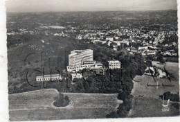 Guéret (23) :  Vue Aérienne Générale Au Niveau Du Nouvel Immeuble En 1950 GF. - Guéret