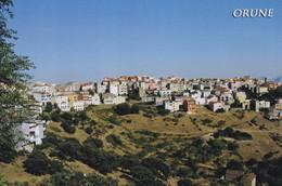 (P064) - ORUNE (Nuoro) - Panorama - Nuoro