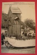 28 Epernon Cavalcade 1911 Char Du Meunier Sans-Souci (2) Moulin TB Animée éditeur Martin Maintenon Dos Scanné N°B4 - Epernon
