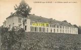 Cpa 51 Cernon Sur Coole, Le Chateau, Façade Sur Le Parc, Carte Pas Courante - Autres Communes