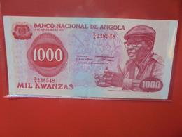 ANGOLA 1000 KWANZAS 1979 Circuler (B.22) - Angola