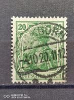 Deutsche Reich Mi-Nr. 143 C Gestempelt Geprüft KW 130€ - Gebraucht