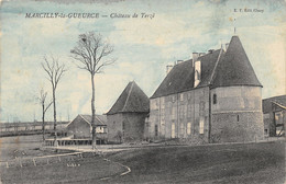 71-MARCILLY LA GUEURCE-CHÂTEAU DE TERZE-N°355-A/0297 - Other Municipalities