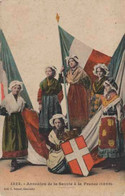 74 Annexion De La Savoie à La France (1860) Edit Grimal - Non Classificati