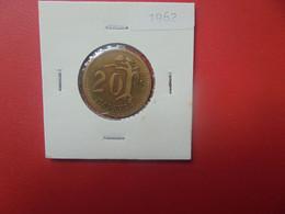 FINLANDE 20 MARKKAA 1962 TRES BONNE QUALITE (A.12) - Finland
