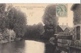 52- Bussy La Marne En Amont De La Retenue D Eau Des Usines - Sonstige Gemeinden