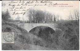 Cpa THIL - Le Pont Sur Le Ravin . - Sonstige Gemeinden