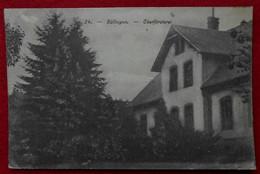 CPA 1926 Büllingen - Oberförsterei - Büllingen