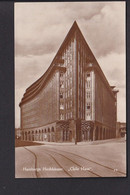 D35 /   Hamburg Hochhaus Chile Haus Architektur 1927 - Unclassified