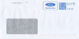 BRD / Bund Köln Frankit FR 2021 Ford Eine Idee Weiter Auto - Affrancature Meccaniche Rosse (EMA)