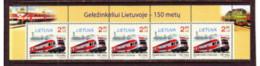 2009. Lithuania. Railways. MNH. Mi. Nr. 1019. - Lithuania