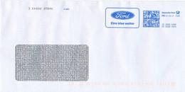 BRD / Bund Köln Frankit FR 2021 Ford Eine Idee Weiter Auto - Automobili
