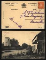 Carte Postale - Virginal - Le Moulin (Molen) - Ittre