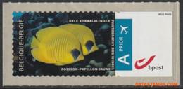 België 2011 - OBP:ATM 132 BV, Machine Stamp - XX - Acon Blank Vignette - Postage Labels