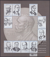 België 2016 - Mi:4682/4691, Yv:F4606, OBP:BL 244, Block - XX - Noble In Belgium - Bloques 1962-....