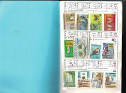 Carnet Du SENEGAL - COTE YVERT = 247 € - 9 SCANS. - Collezioni (in Album)