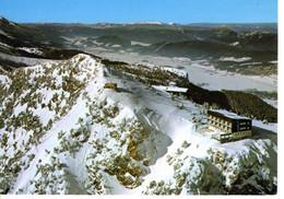 38 Isere Saint Nizier Du Moucherotte Sommet Plaine Lans Massif Du Vercors Nature Paysage Station - Theys