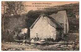 56 Moulin De TRESCAT - Vallée De La Sarthe - Pres Guéméné Sur Scorff - Cpa Morbihan - Altri Comuni