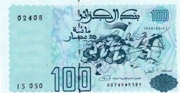 "Algeria 100 Dinars 1992 (1996) UNC P-137 ""free Shipping Via Regular Air Mail (buyer Risk) - Algeria"