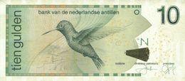NETHERLANDS ANTILLES P. 28f 10 G 2012 UNC - Netherlands Antilles (...-1986)