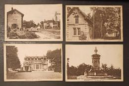 51 BEZANNES - LOT - 7 CPA - Marne - Altri Comuni