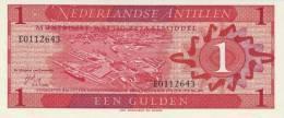 NETHERLANDS ANTILLES P. 20a 1 G 1970 UNC - Netherlands Antilles (...-1986)